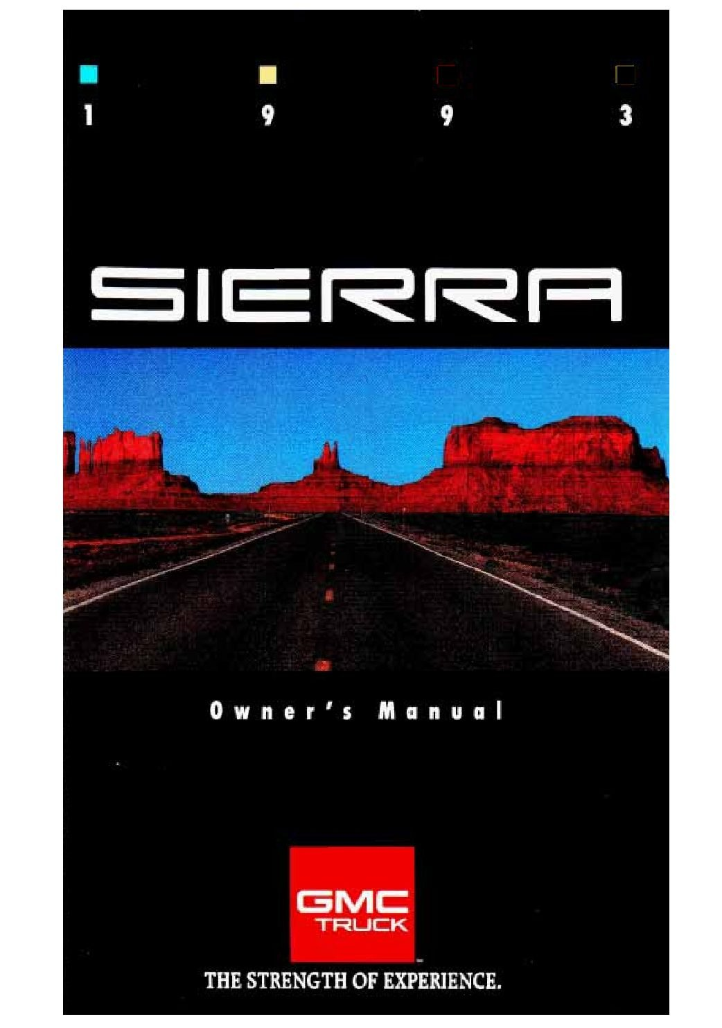 1993 gmc sierra owners manual just give me the damn manual rh justgivemethedamnmanual com 1993 gmc sierra repair manual pdf 1993 gmc 1500 owners manual