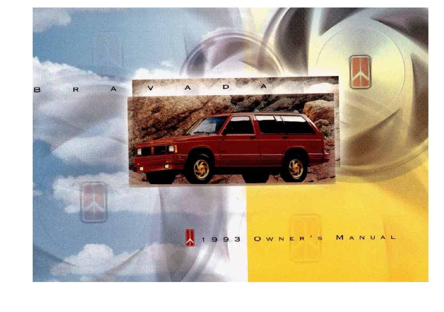 2002 oldsmobile bravada owners manual best setting instruction guide u2022 rh ourk9 co 2001 Oldsmobile Bravada 2001 Oldsmobile Bravada