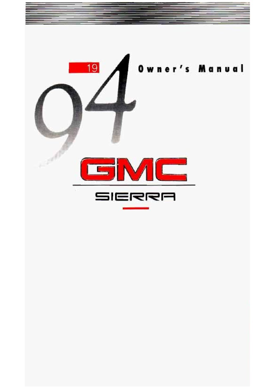 1994 gmc sierra owners manual just give me the damn manual rh justgivemethedamnmanual com 2008 gmc sierra service manual pdf 2008 gmc sierra service manual pdf