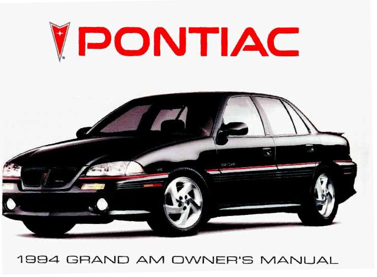 2005 pontiac grand am repair manual free