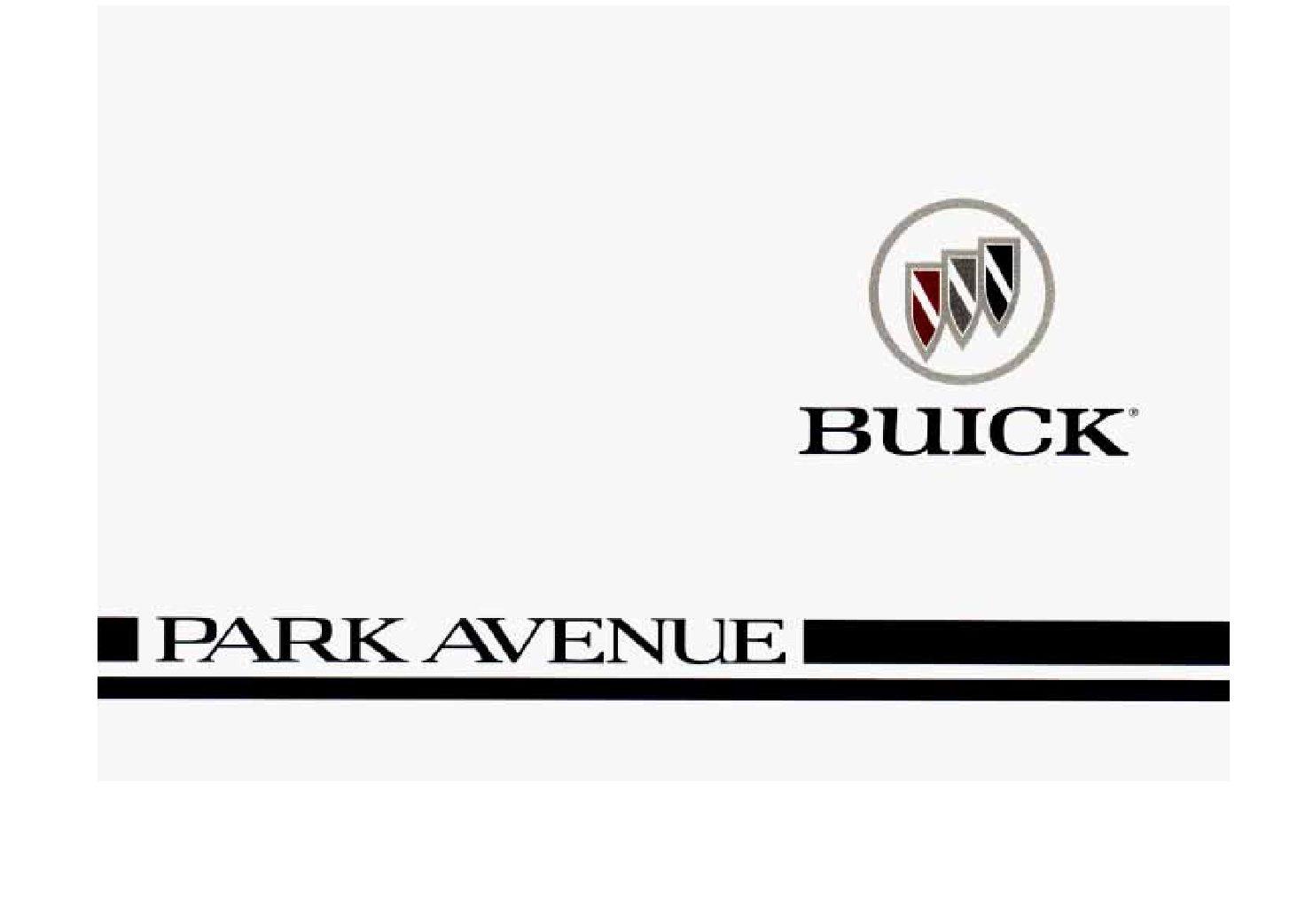 1996 buick park