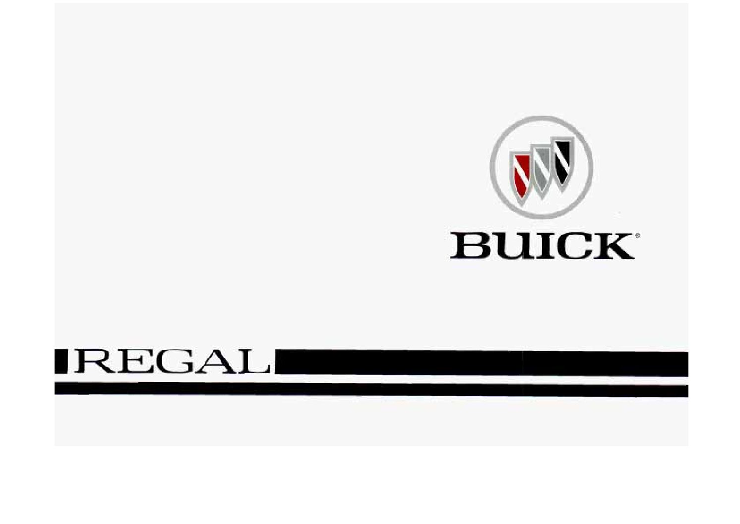1996 buick regal owners manual just give me the damn manual rh justgivemethedamnmanual com 1998 Buick Regal 1998 Buick Regal
