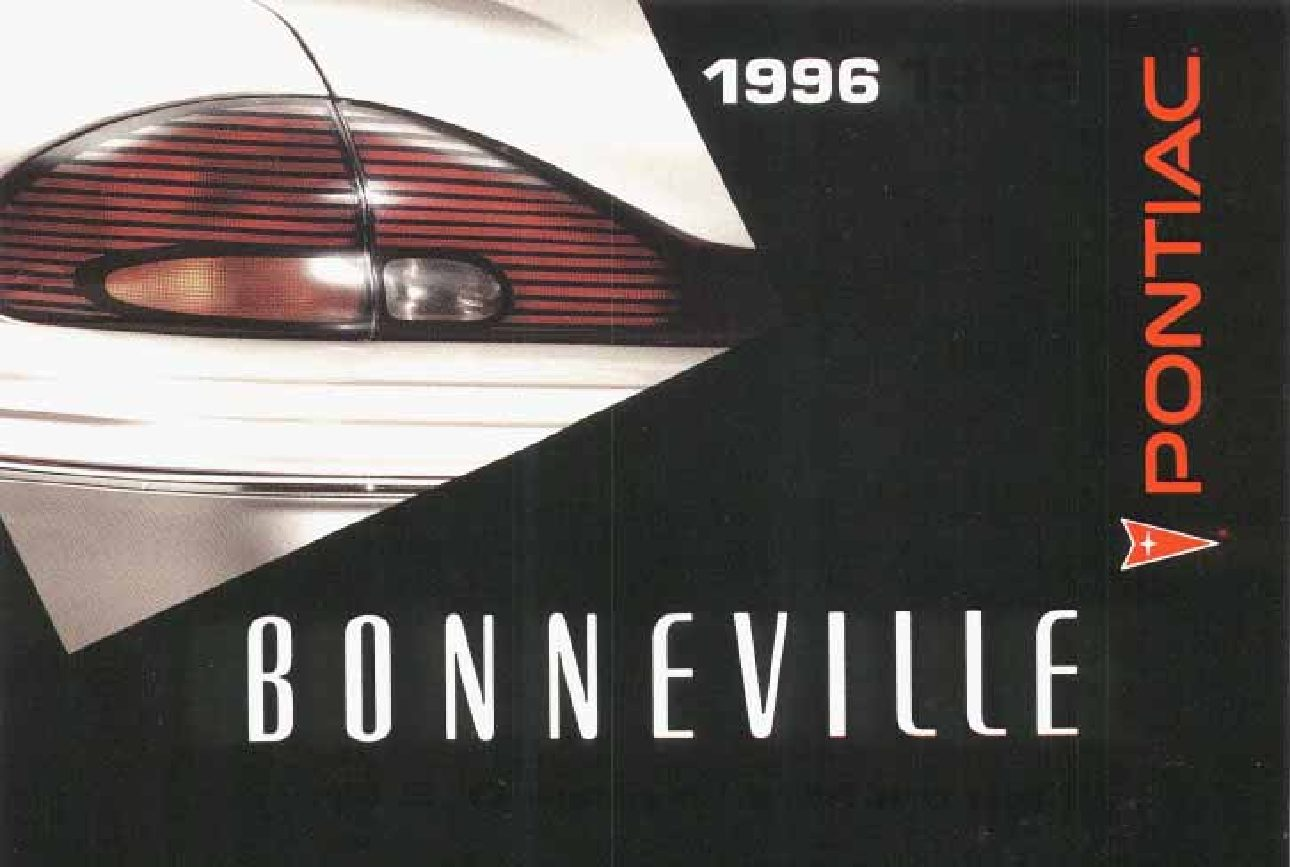 1996 pontiac bonneville owners manual just give me the damn manual rh justgivemethedamnmanual com 2005 Pontiac Bonneville 2002 pontiac bonneville ssei owners manual