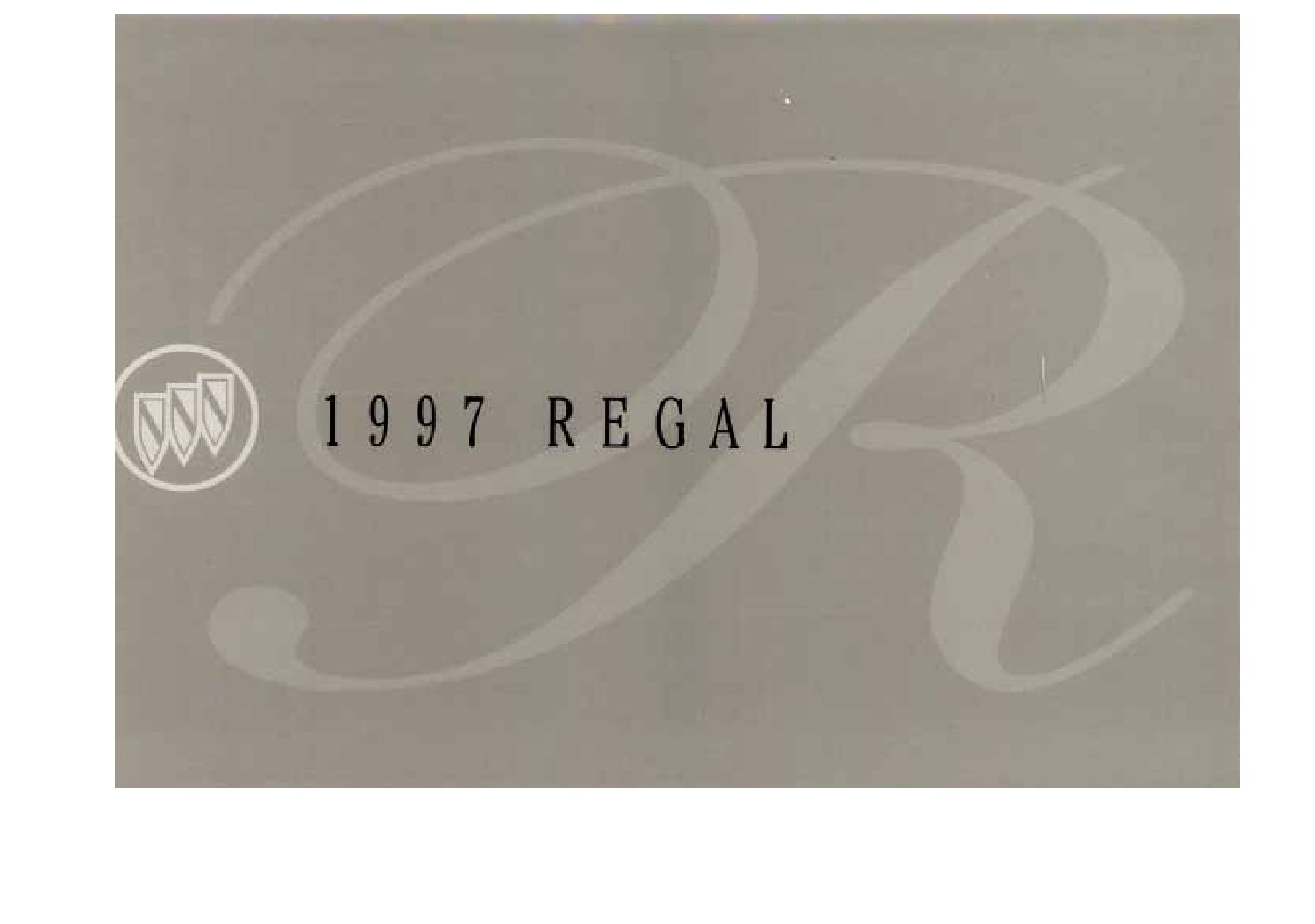 1997 buick regal owners manual just give me the damn manual 1997 buick regal owners manual publicscrutiny Choice Image