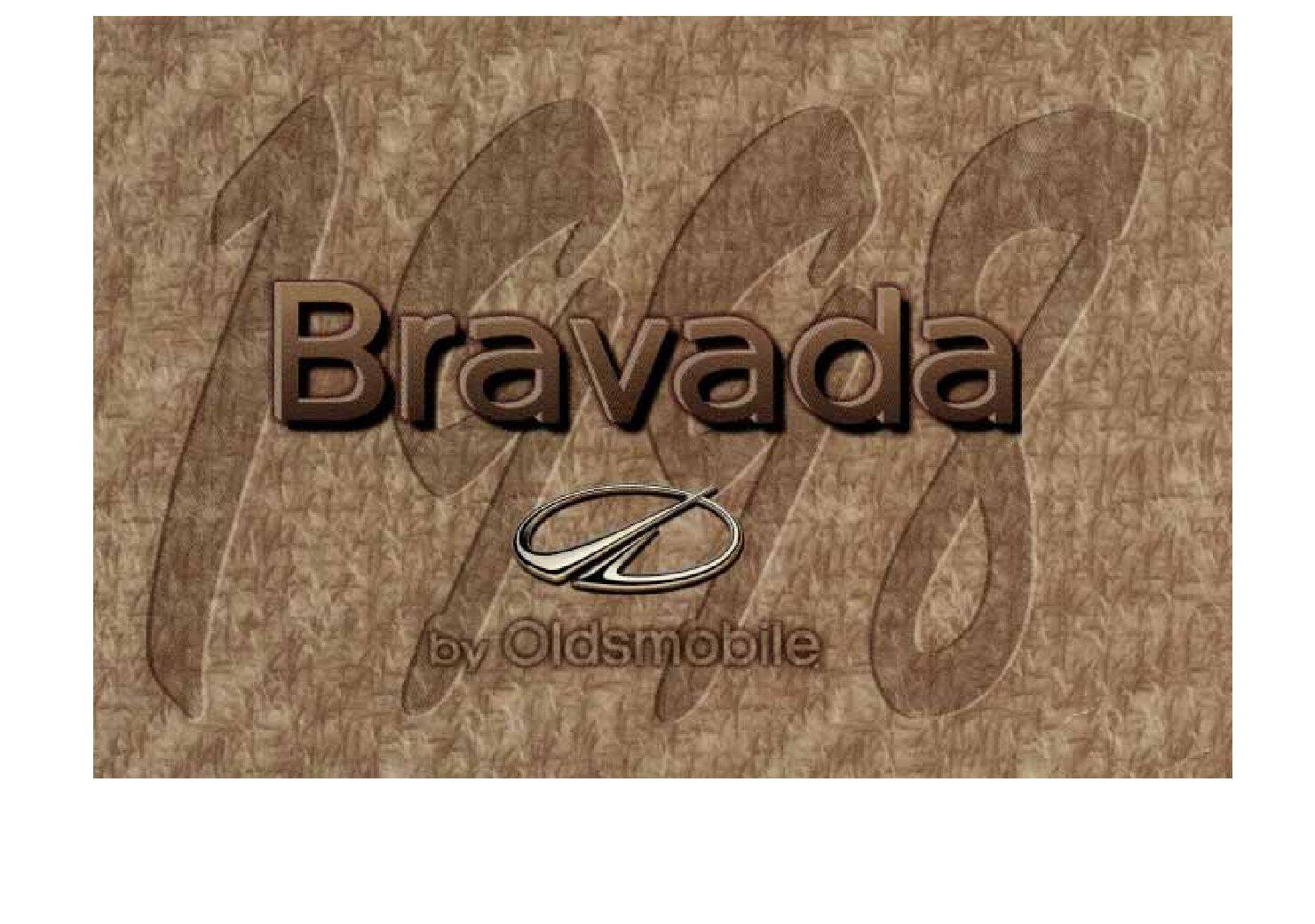 1998 oldsmobile bravada owners manual just give me the damn manual rh justgivemethedamnmanual com 2002 Oldsmobile Bravada 2001 Oldsmobile Bravada