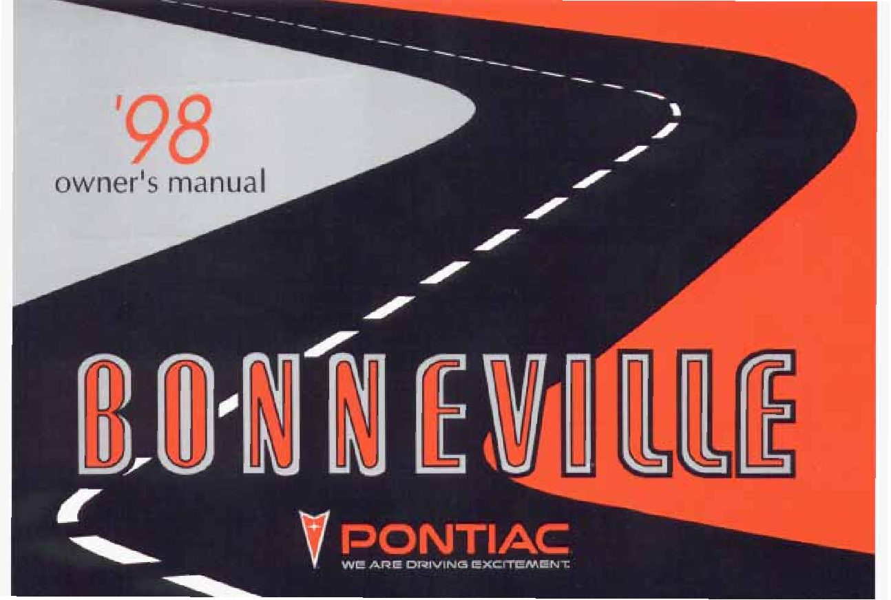 Pontiac Bonneville Owners Manual 2004 Gto Fuse Box 98 Camry Engine Diagram