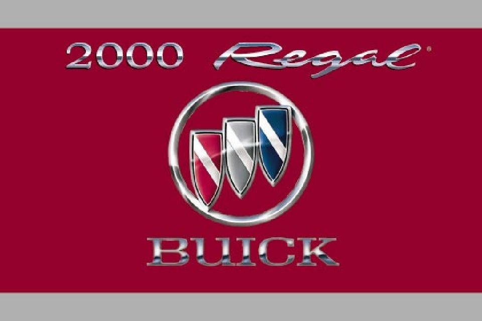 2000 buick regal owners manual just give me the damn manual rh justgivemethedamnmanual com 2000 buick regal ls owners manual 2000 buick regal repair manual