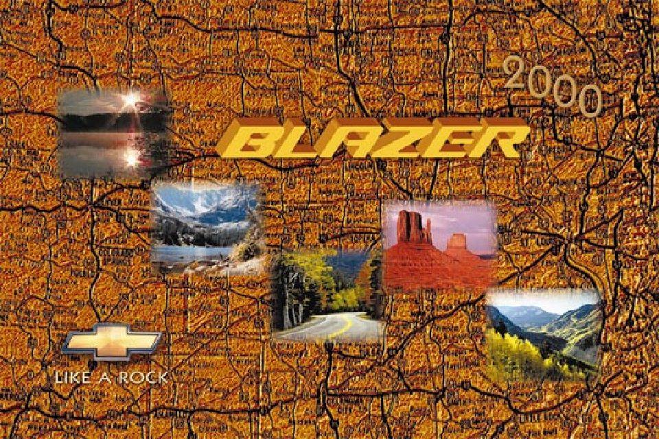 2000 chevrolet blazer owners manual just give me the damn manual rh justgivemethedamnmanual com Custom Chevy Blazer 2002 Chevy Trailblazer