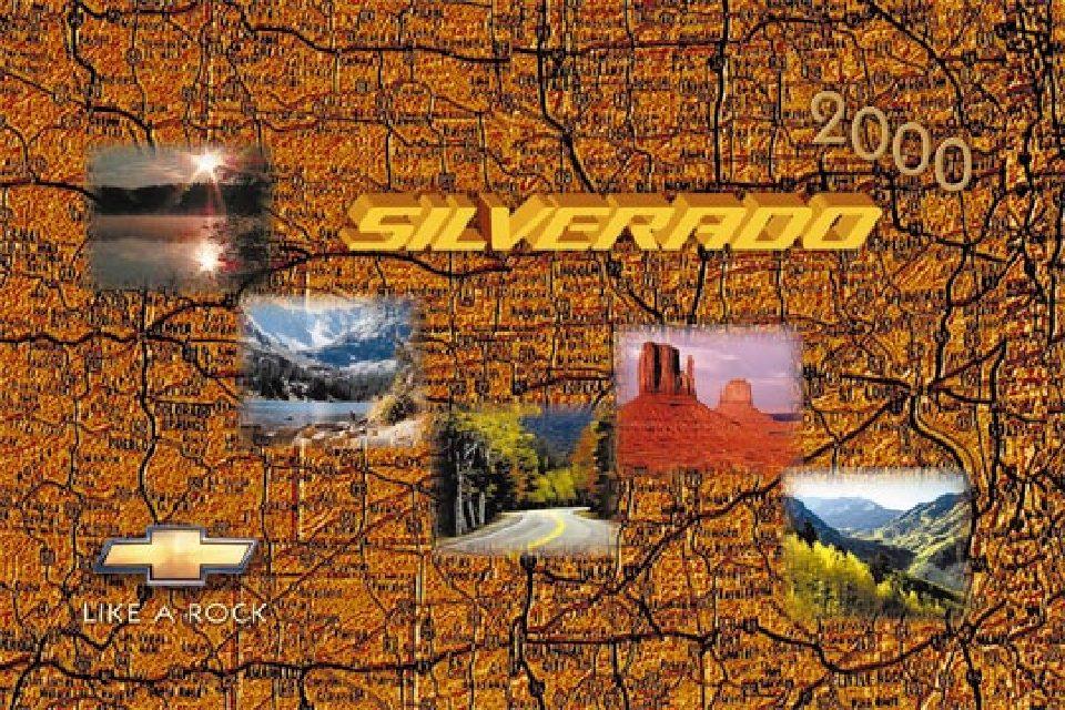 chevrolet silverado 2000 manual