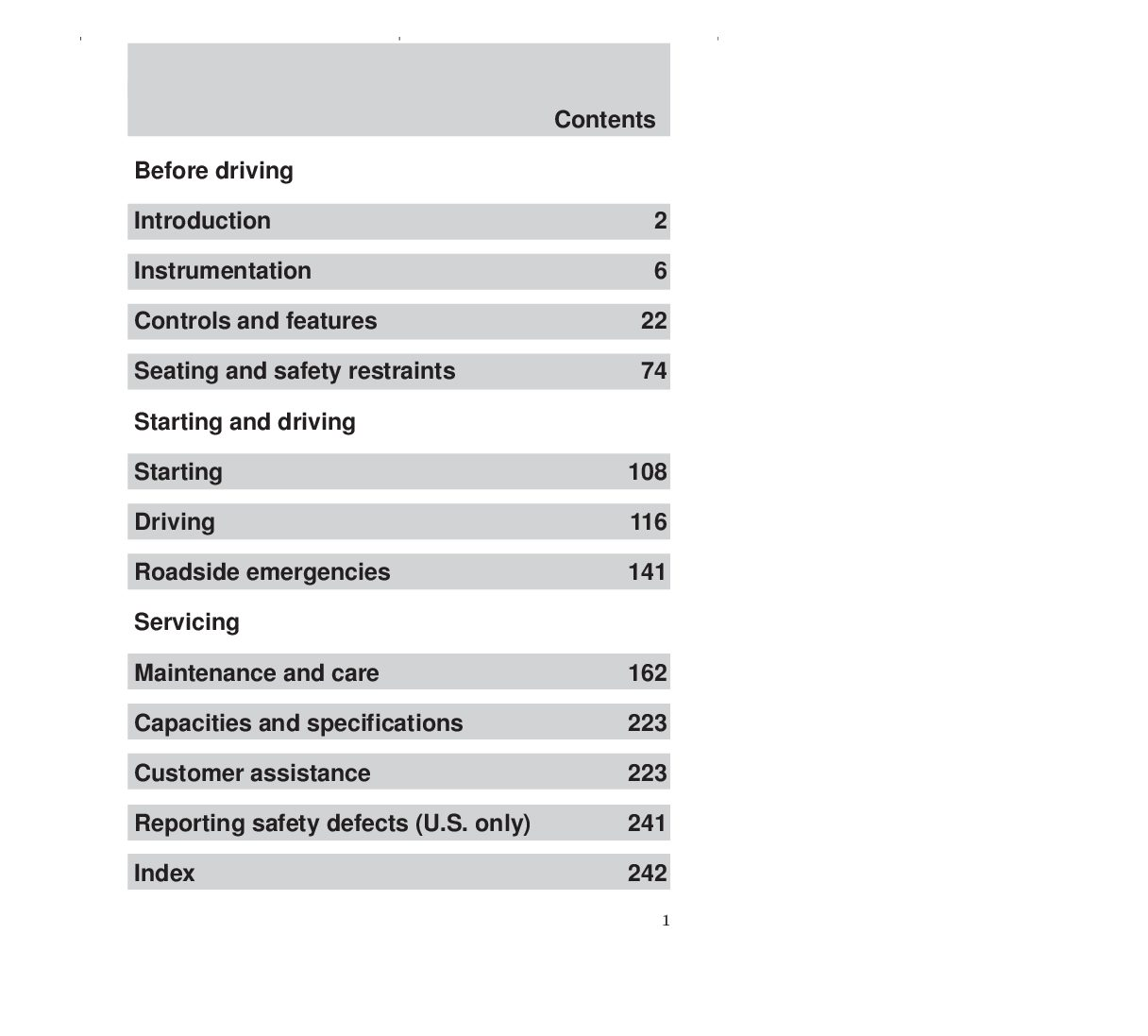 ford contour owners manual  give   damn manual