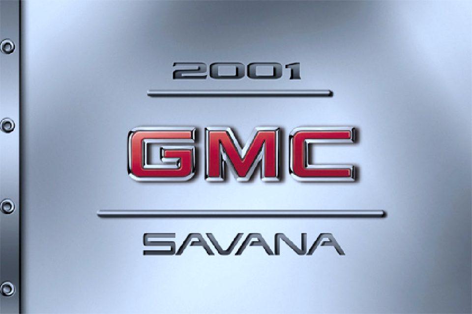 2001 gmc savana owners manual just give me the damn manual rh justgivemethedamnmanual com 2001 GMC Savana Passenger Van 2001 GMC Savana 1500 Conversion