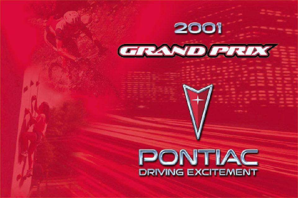 2001 pontiac grand prix owners manual just give me the damn manual rh justgivemethedamnmanual com 1998 pontiac grand am owner's manual 1998 pontiac grand prix owners manual pdf