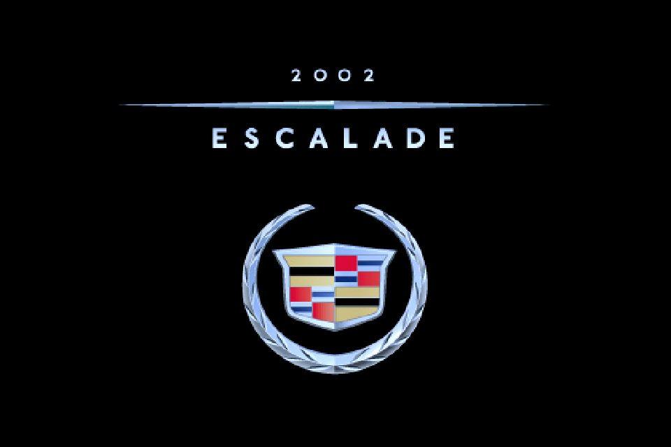 2002 cadillac escalade owners manual
