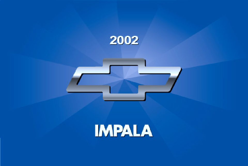 2002 chevrolet impala owners manual just give me the damn manual rh justgivemethedamnmanual com 2002 chevy impala owners manual online 2004 chevy impala owners manual pdf