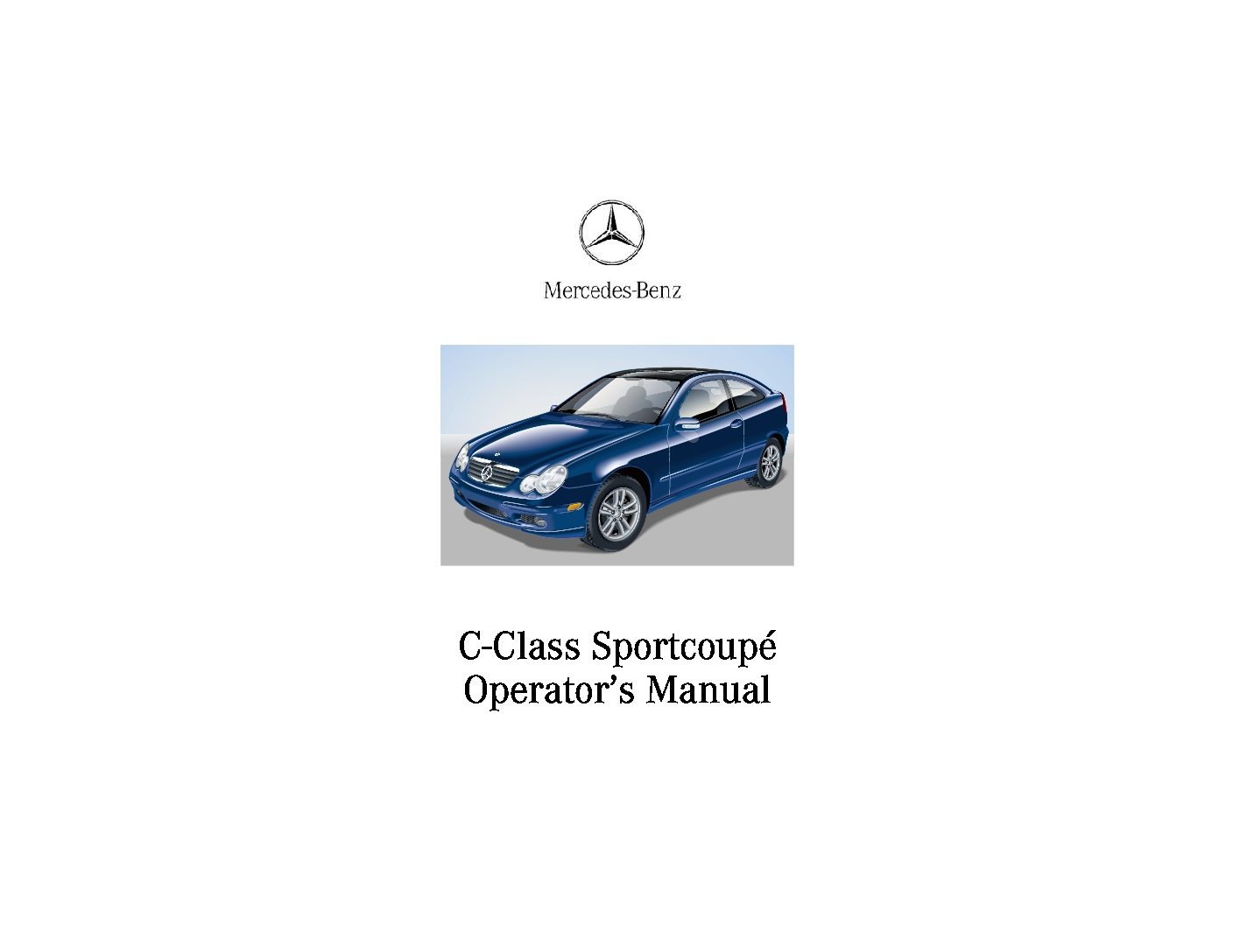2002 mercedes benz c class coupe owners manual just give me the rh justgivemethedamnmanual com mercedes c180 coupe owners manual mercedes c180 coupe owners manual