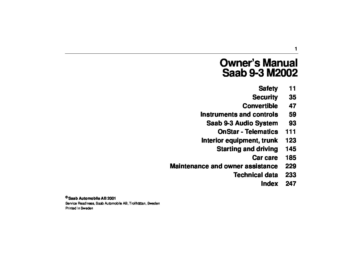 2002 saab 9 3 owners manual just give me the damn manual rh justgivemethedamnmanual com Saab 9-3 Interior 2004 saab 9 3 owners manual