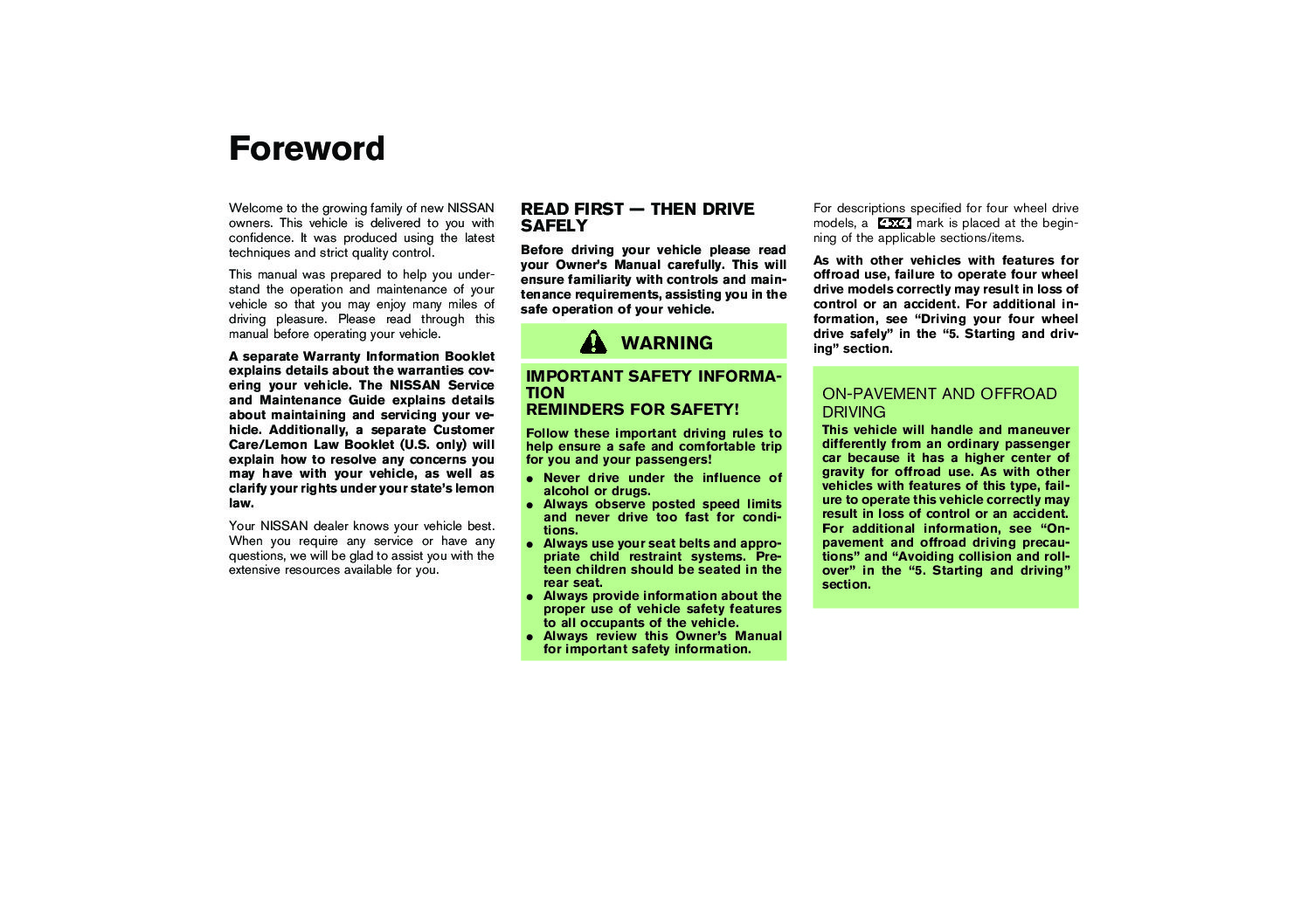 2004 nissan pathfinder owners manual just give me the damn manual rh justgivemethedamnmanual com 2014 nissan pathfinder owners manual used 2004 nissan pathfinder owners manual pdf