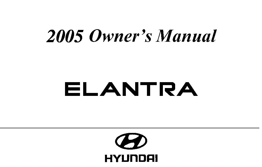 2013 elantra owners manual