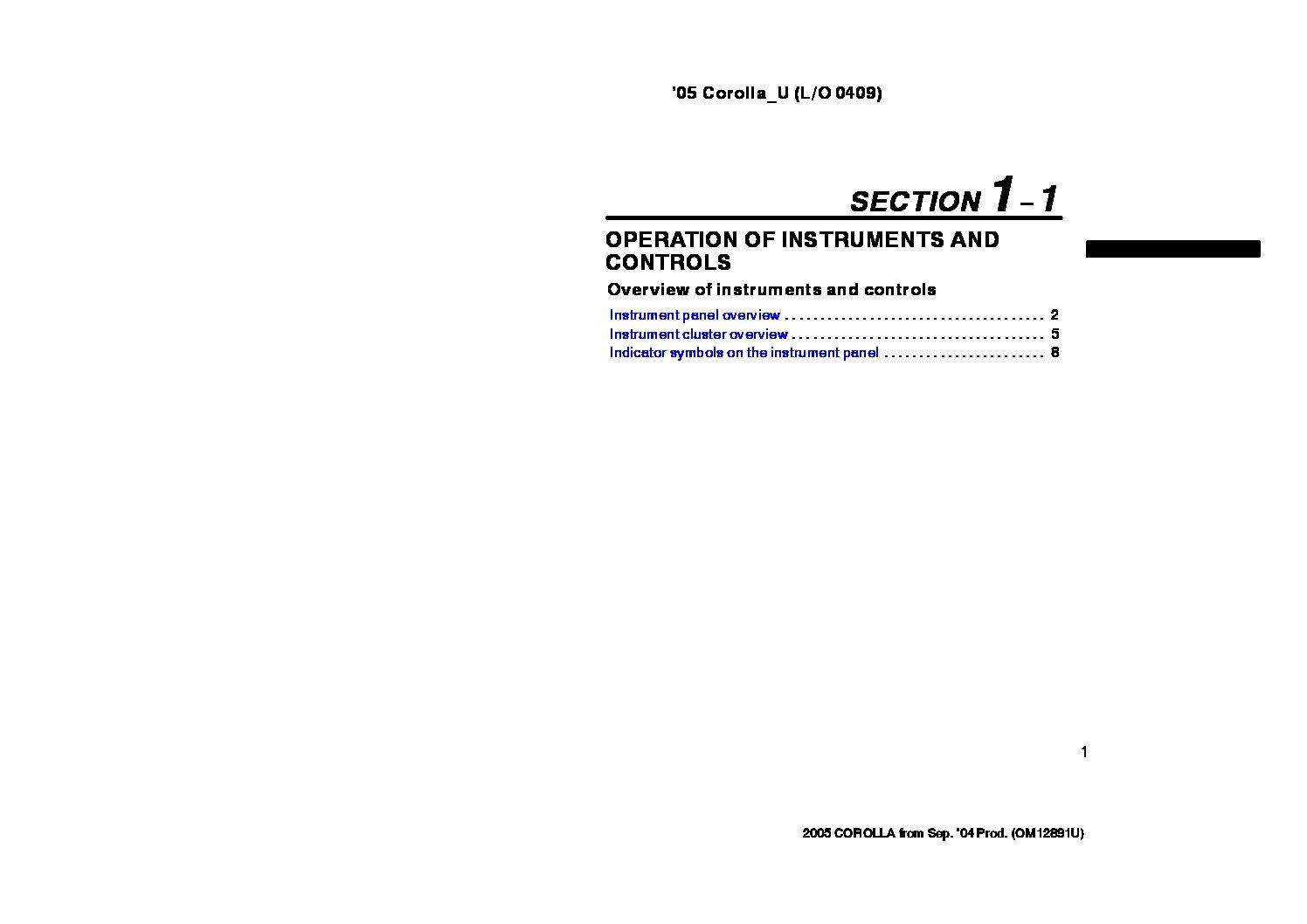 2005 toyota corolla owners manual just give me the damn manual rh justgivemethedamnmanual com 2005 toyota corolla owners manual pdf 2005 toyota corolla repair manual pdf