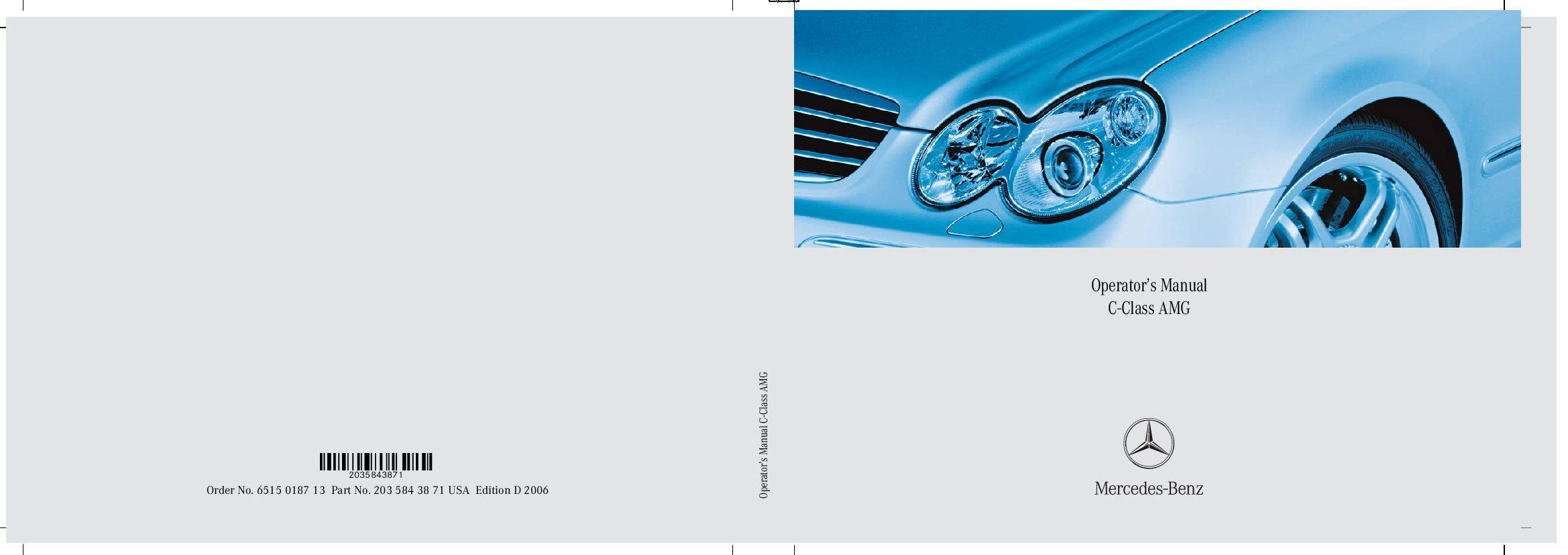 2006 mercedes benz c class amg owners manual just give me the damn rh justgivemethedamnmanual com 2008 Mercedes S-Class 2011 Mercedes S-Class