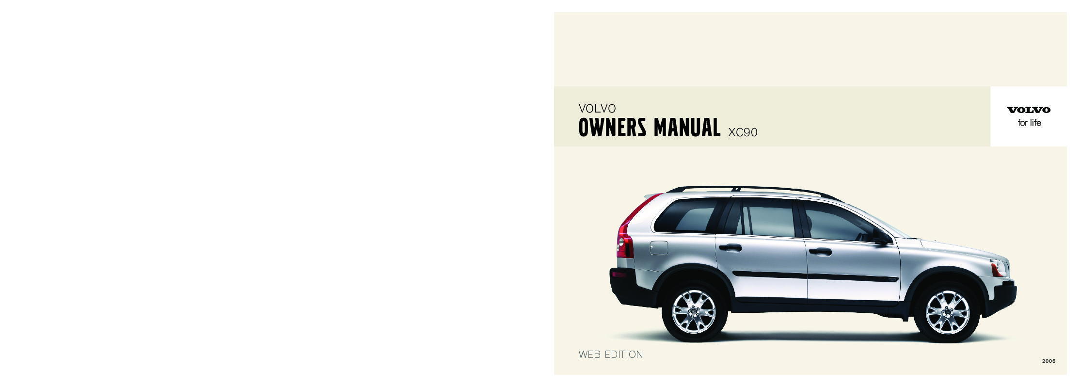 volvo xc owners manual  give   damn manual