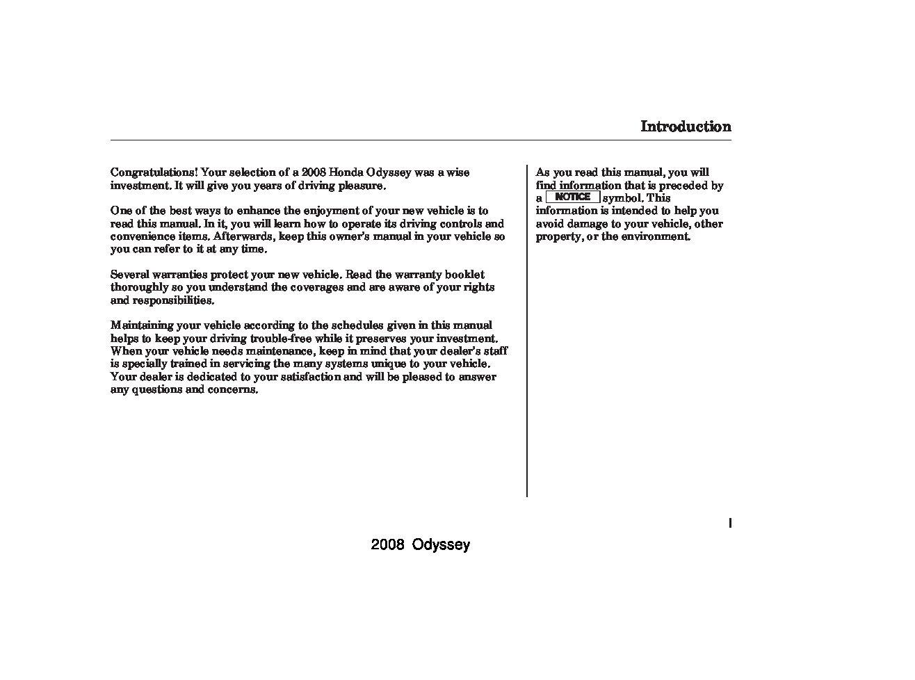 2008 honda odyssey owners manual just give me the damn manual rh justgivemethedamnmanual com 2004 Honda CR-V Maintenance Schedule 2008 honda odyssey service manual pdf