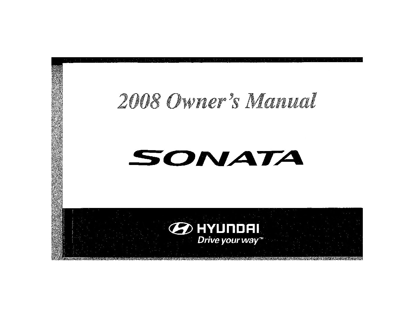 Hyundai Owners Manual 2008 Accent Radio Wiring Diagram X9 Superwinch