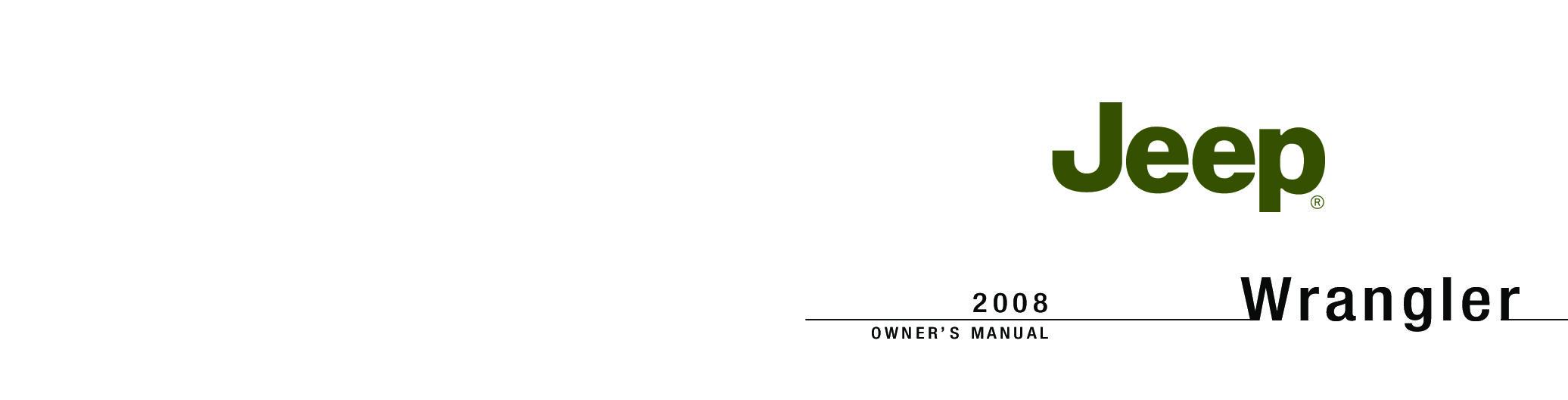2008 jeep grand cherokee manual pdf