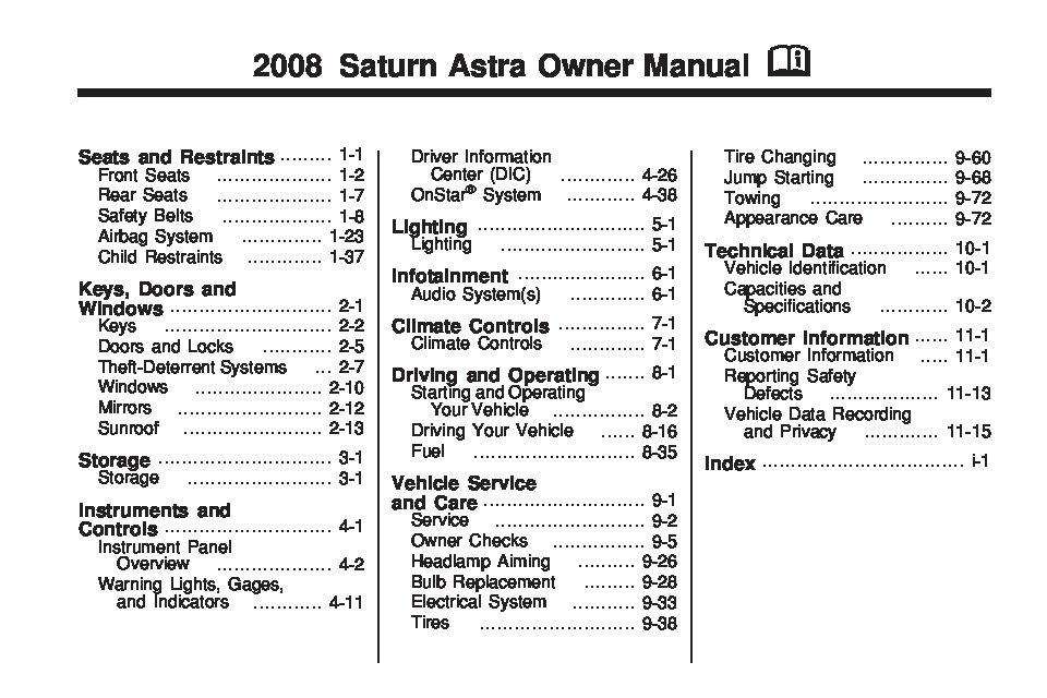 2008 saturn astra owners manual just give me the damn manual rh justgivemethedamnmanual com 2008 saturn aura owner's manual 2008 saturn aura owner's manual pdf