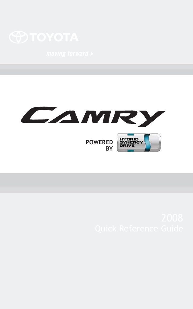 toyota camry hv owners manual  give   damn