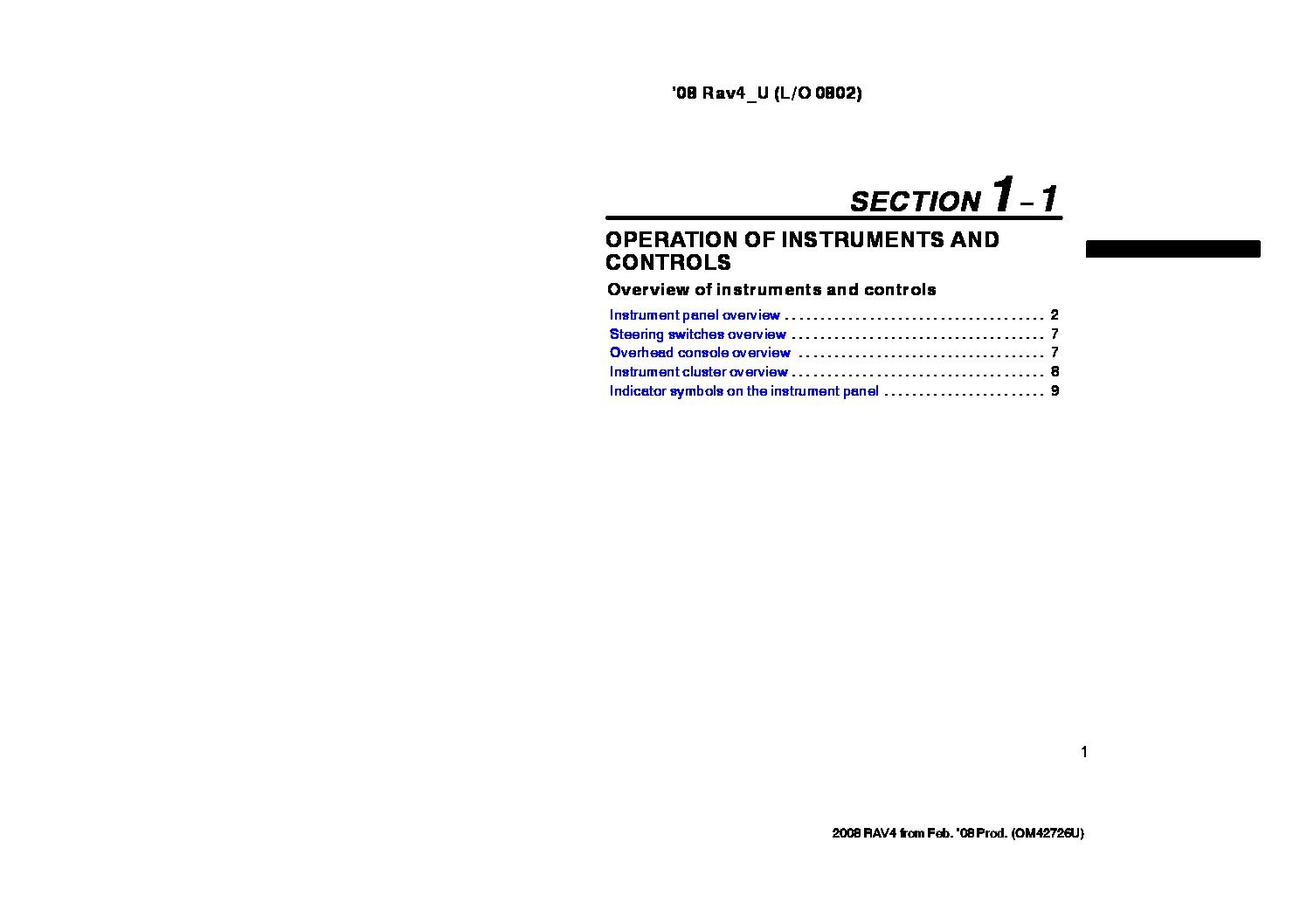 2008 toyota rav4 owners manual just give me the damn manual rh justgivemethedamnmanual com 2008 toyota rav4 owners manual pdf free download 2008 toyota rav4 service manual pdf