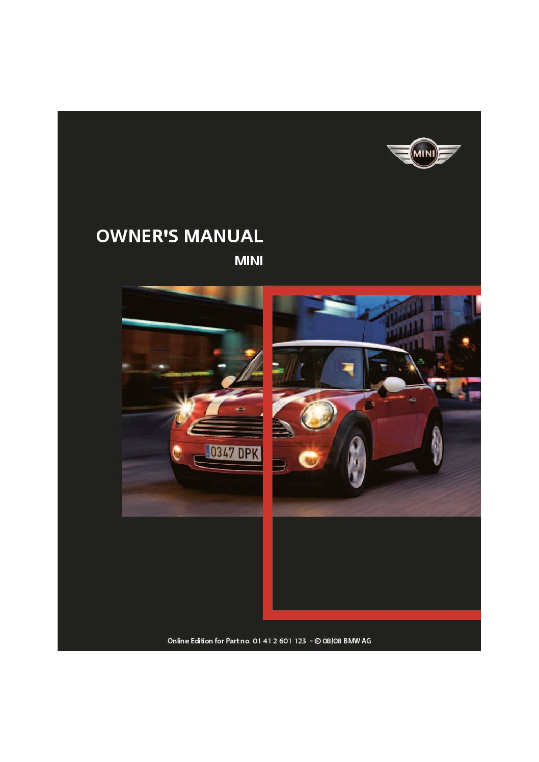 2009 mini cooper owners manual just give me the damn manual rh justgivemethedamnmanual com Mini Cooper Countryman Mini Cooper 2005 Electrical Schematic