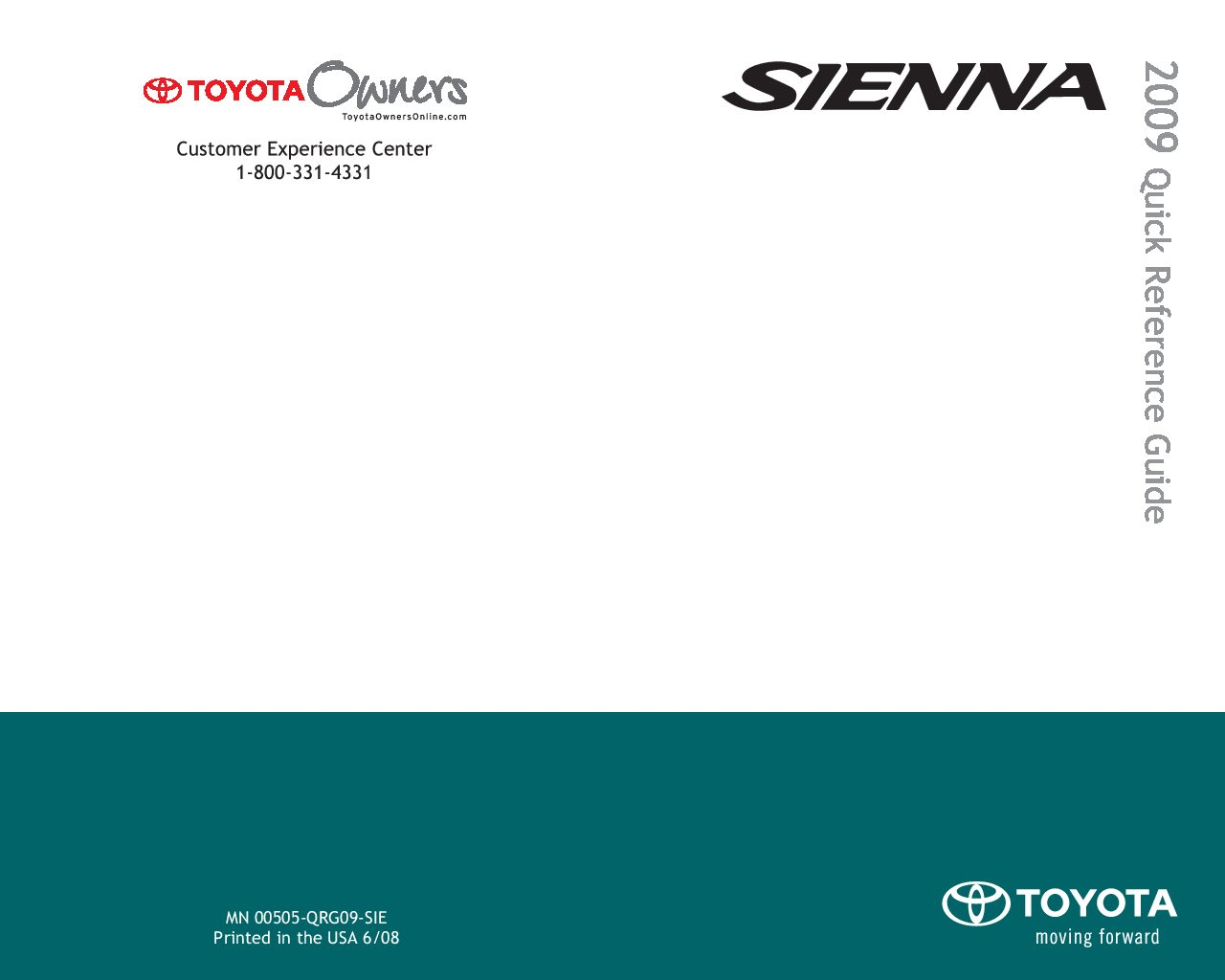 2009 toyota sienna owners manual just give me the damn manual rh justgivemethedamnmanual com 2009 toyota yaris owner manual 2009 toyota tacoma owners manual
