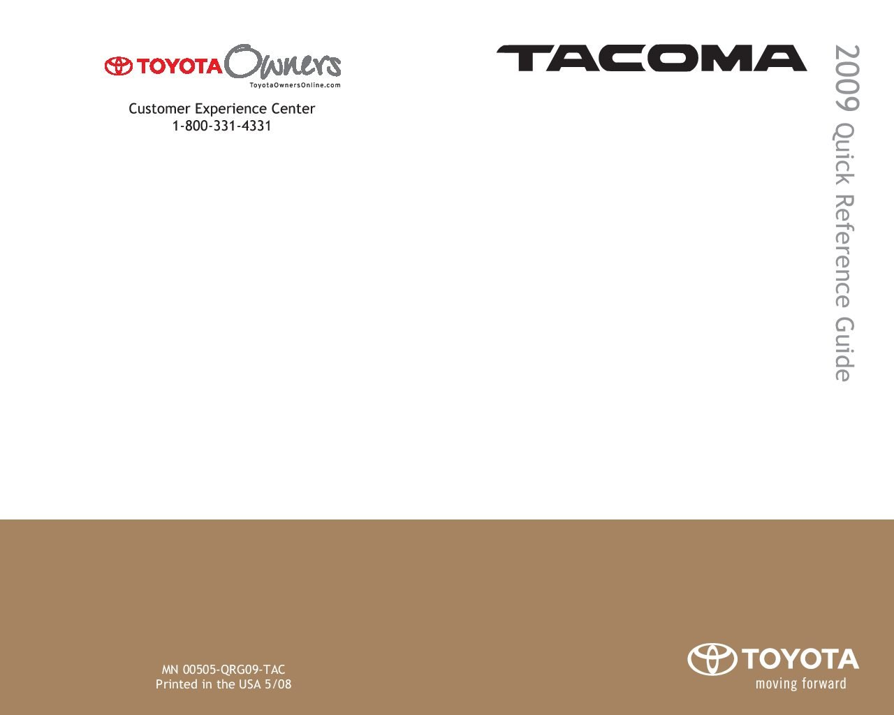 2009 toyota tacoma owners manual just give me the damn manual rh justgivemethedamnmanual com 2008 tacoma owners manual pdf 2009 tacoma service manual pdf