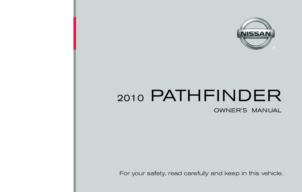 2010 nissan pathfinder owners manual just give me the damn manual rh justgivemethedamnmanual com 2010 nissan pathfinder service manual pdf 2010 nissan pathfinder service manual