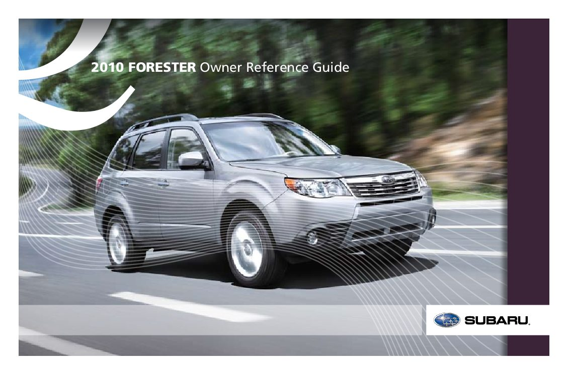 2010 subaru forester owners manual just give me the damn manual rh justgivemethedamnmanual com 2010 subaru forester owner's manual 2010 subaru impreza owners manual pdf