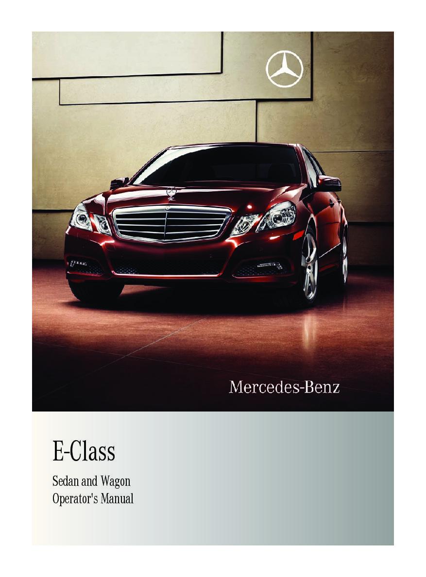 E class manual Review