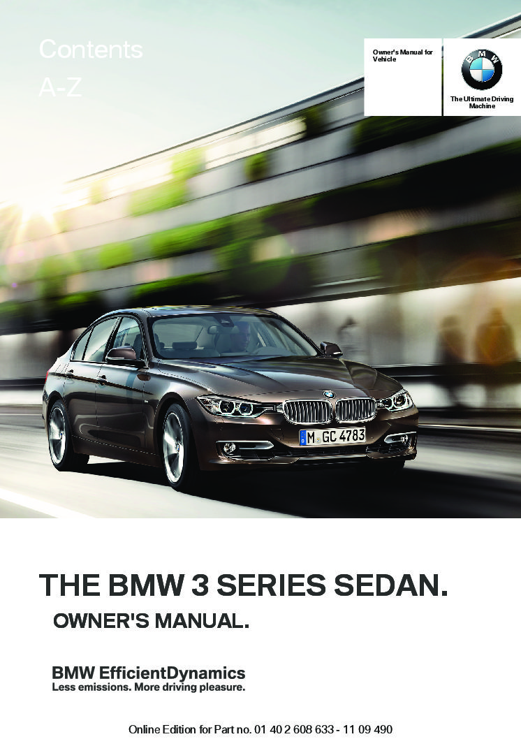 Bmw 335i Fuses Manual Electrical Wiring Schematic 2009 328i Sedan 2012 Owners Just Give Me The Damn Rh Justgivemethedamnmanual Com