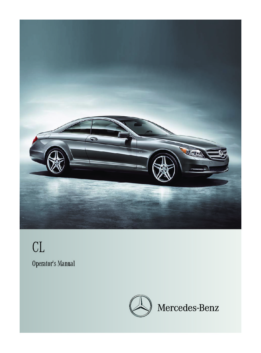 2012 mercedes benz cl class owners manual just give me the damn manual rh justgivemethedamnmanual com Mirror Cover Mercedes W220 Cjrome Mercedes W168 A210