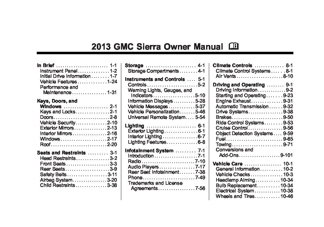 gmc sierra service manual open source user manual u2022 rh dramatic varieties com 96 GMC Sierra 93 GMC Sierra