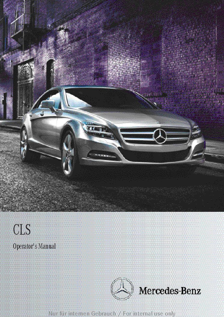 2013 mercedes-benz c-class Owners Manual | Just Give Me The Damn Manual