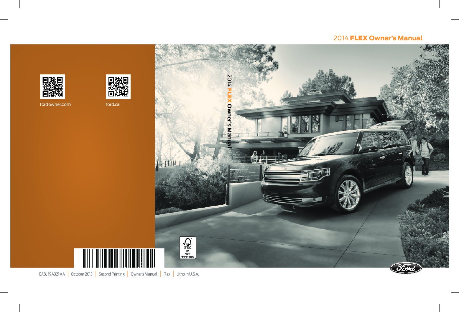 2014 ford flex owners manual just give me the damn manual rh justgivemethedamnmanual com 2012 flex owner manual 2013 flex owner's manual
