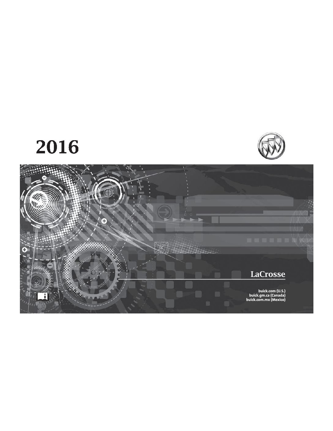 buick lacrosse manual 2016