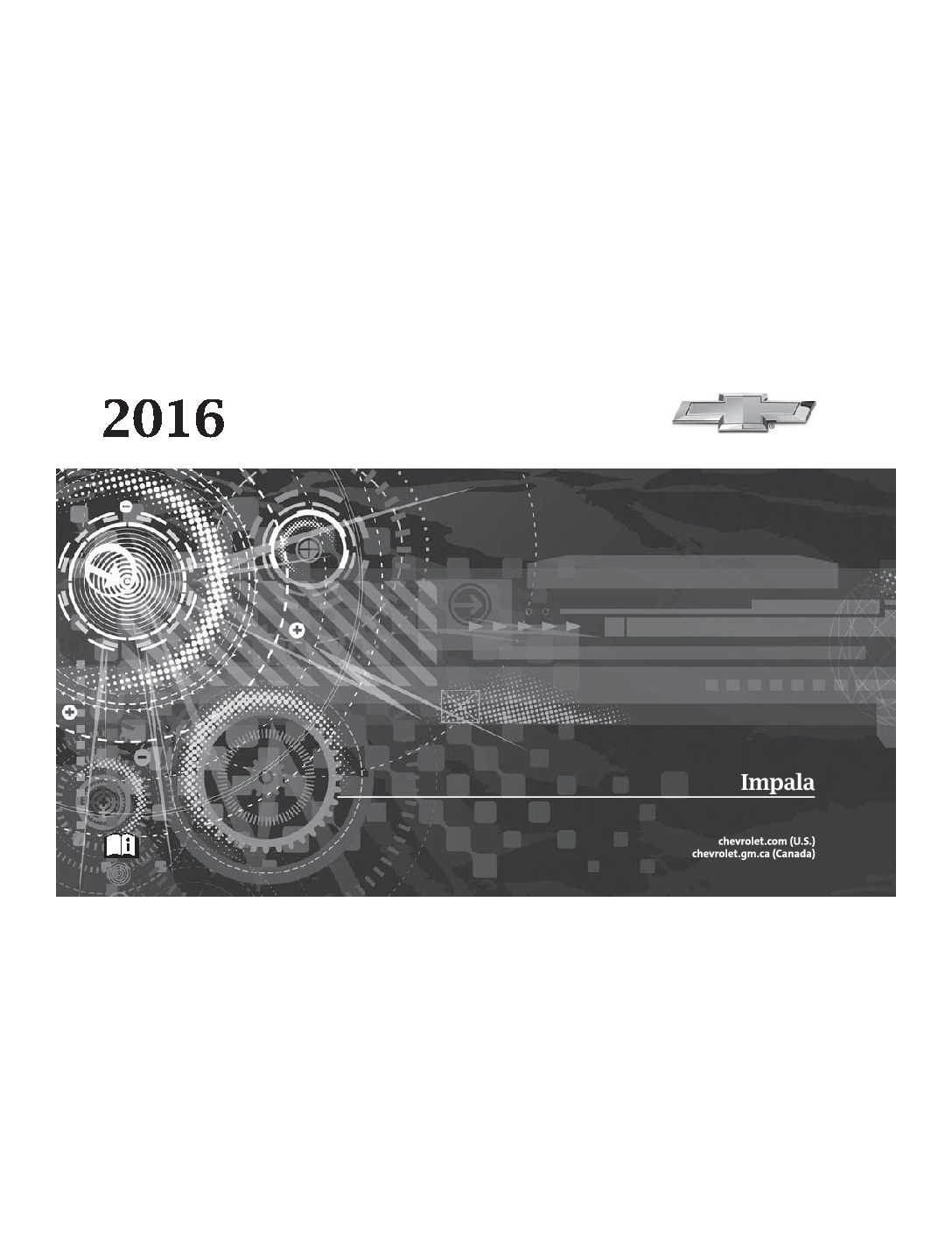 2016 chevrolet impala owner s manual