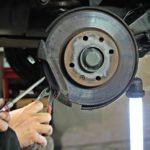 DIY auto repair brakes